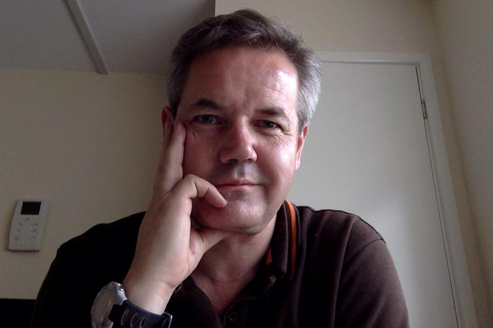 Former Medinge Group member Tim Kitchin passes away