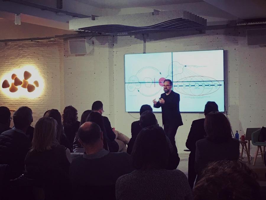 Talking with Ted Matthews about Service Design